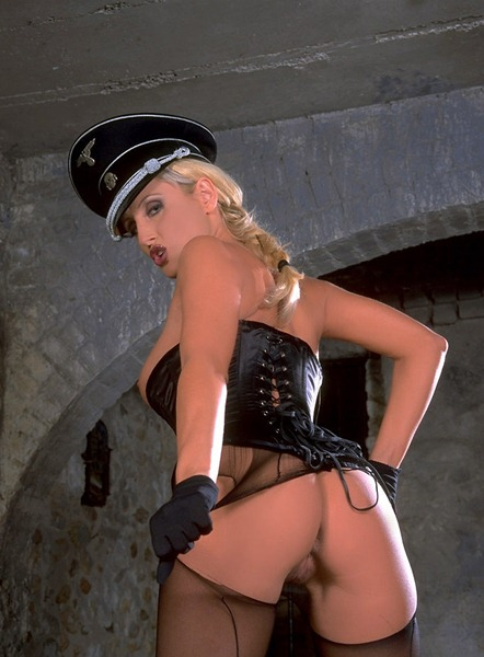 domina in an army prison